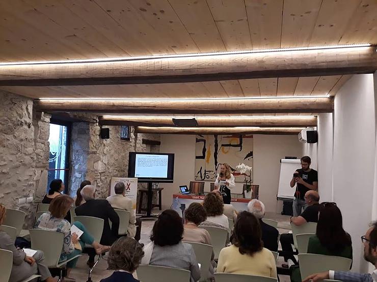 Picture of blogpost Atskats uz XIX Starptautisko Ontopsiholoģijas kongresu Itālijā
